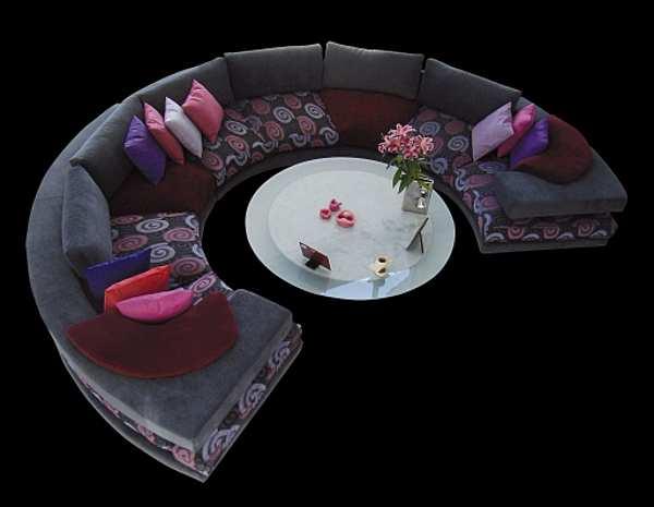 Couch IL LOFT ROD66 Rodi