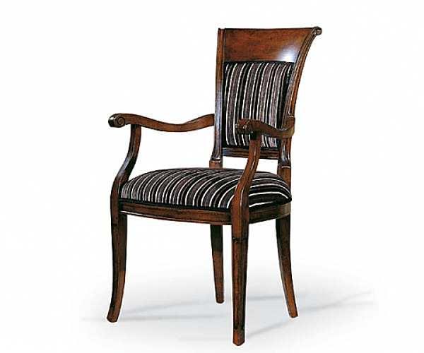 Der Stuhl SEVEN SEDIE 0167A Ottocento