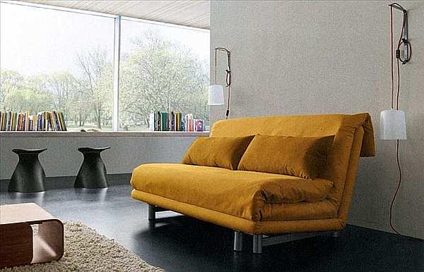 Couch LIGNE ROSET Multy Imbottiti