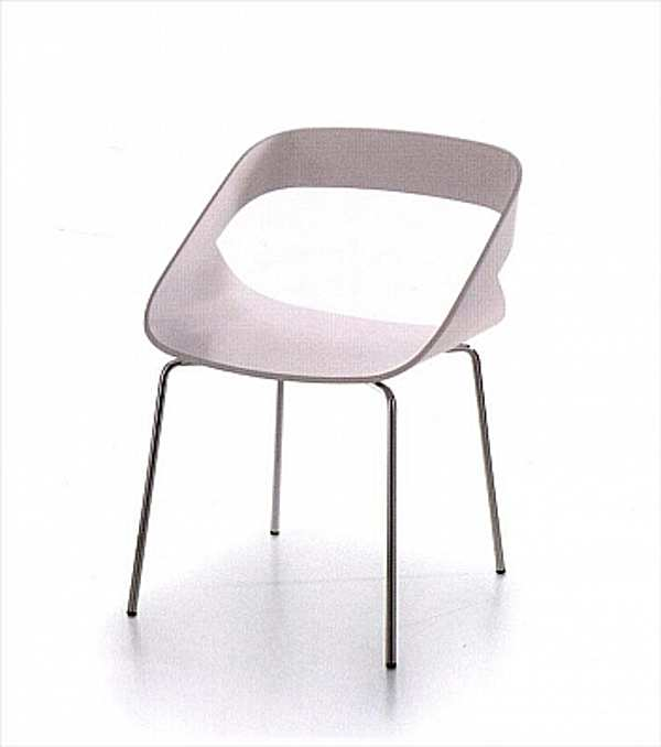 Der Stuhl EMMEMOBILI S112LO Home furniture (Nero)