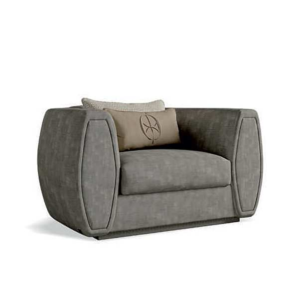 Couch FRANCESCO PASI 9024 Ellipse