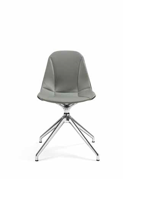 Der Stuhl ENRICO  PELLIZZONI 10.0502 COUTURE