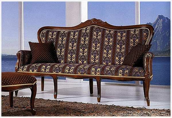 Couch SEVEN SEDIE 0218E Ottocento