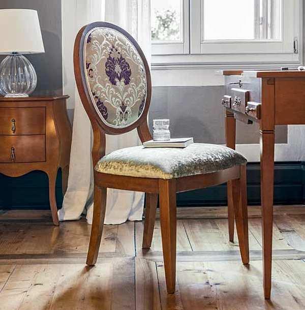 Der Stuhl TONIN CASA AURIGA - 1195A Arc En Ciel