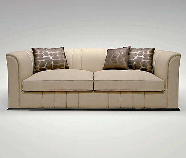 Couch BRUNO ZAMPA GORDON 2 seats Avantgarde