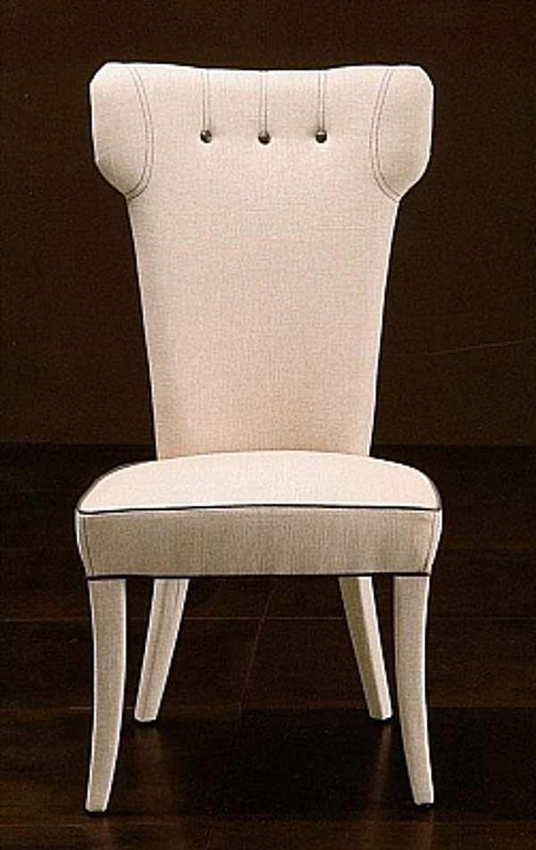 Der Stuhl RUGIANO 5032/BGL Copertina BRONZA