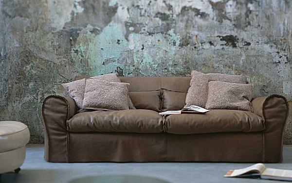 Couch BAXTER HOUSSE Catalogo tecnico