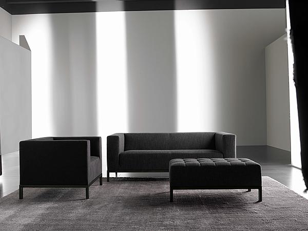 Couch MERIDIANI (CROSTI) FARRELL Fotografico_meridiani_2012