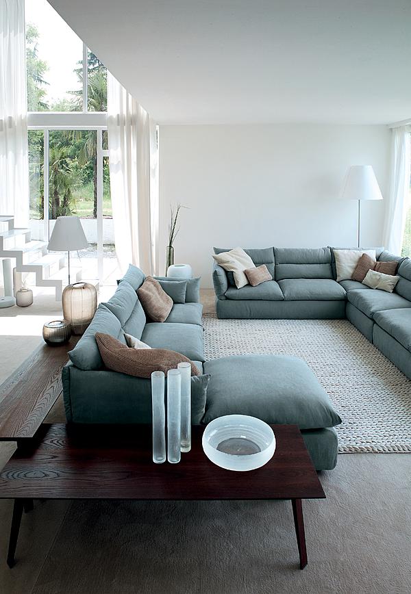 Sofa SWAN COMPOS 09