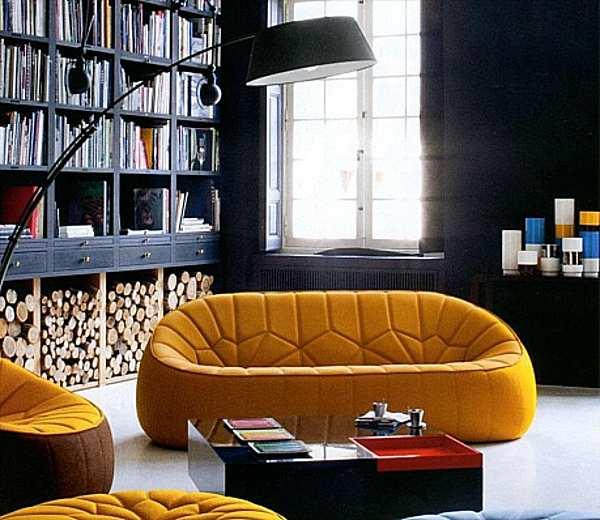 Couch LIGNE ROSET 18220500 Imbottiti