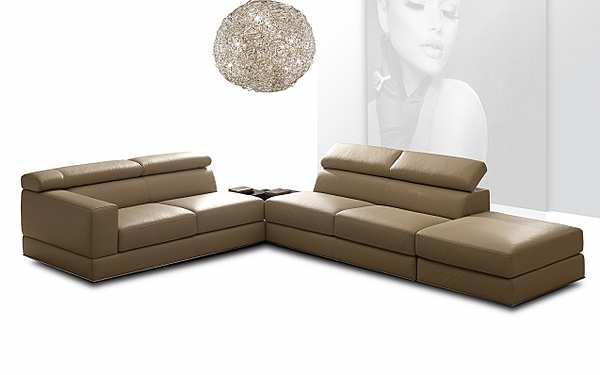 Couch NICOLINE SALOTTI Armonia PICCOLA SARTORIA