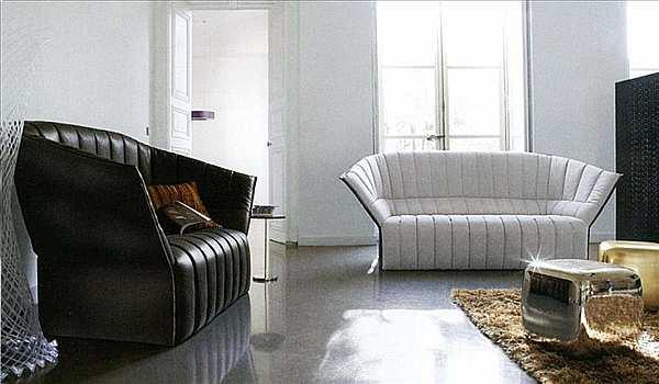 Couch LIGNE ROSET Moel Imbottiti