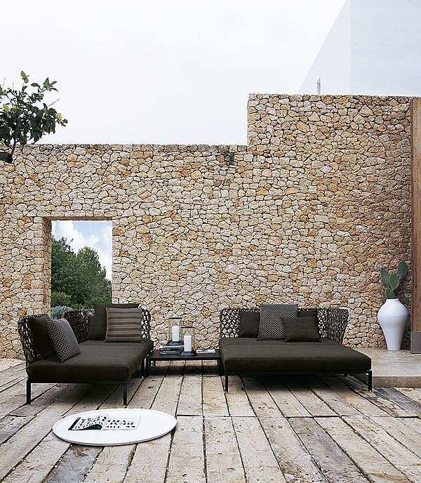 Sofa B & amp; B ITALIA R150D