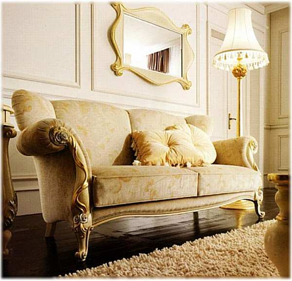 Couch VOLPI 1220 Classic Living