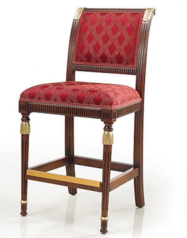 Der Stuhl SEVEN SEDIE 0129C Ottocento
