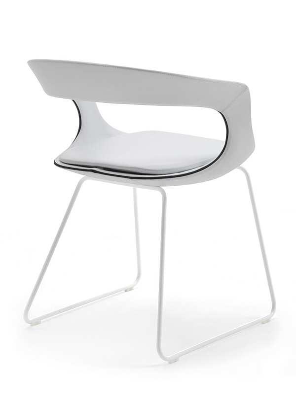 Der Stuhl ENRICO  PELLIZZONI 10.0400 FRENCHKISS