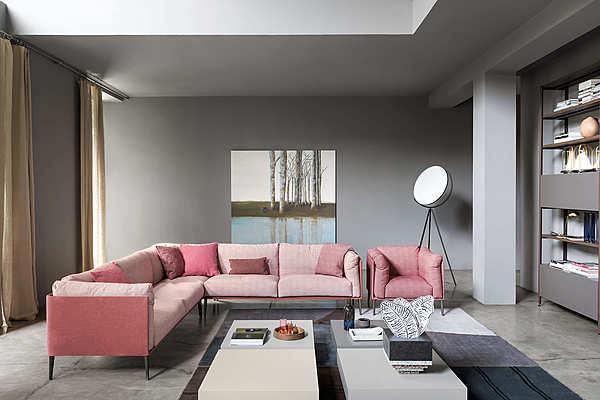 Couch NOVAMOBILI Composizione 4 SOFA