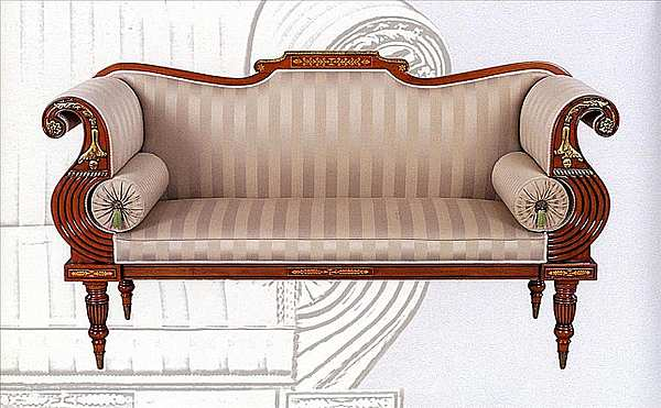 Couch CAMERIN SRL 154 The art of Cabinet Making