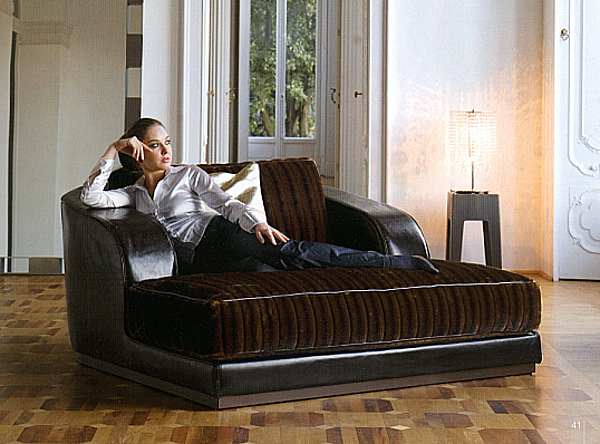 Couch LONGHI (F.LLI LONGHI) W 535    Collection Loveluxe