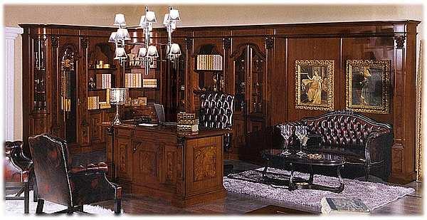 Bücherschrank MIRANDOLA M403 Castel Vecchio