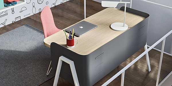 Schreibtisch nidi DS60940 Elements