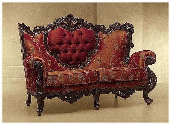 Couch MORELLO GIANPAOLO 602/K Blu catalogo