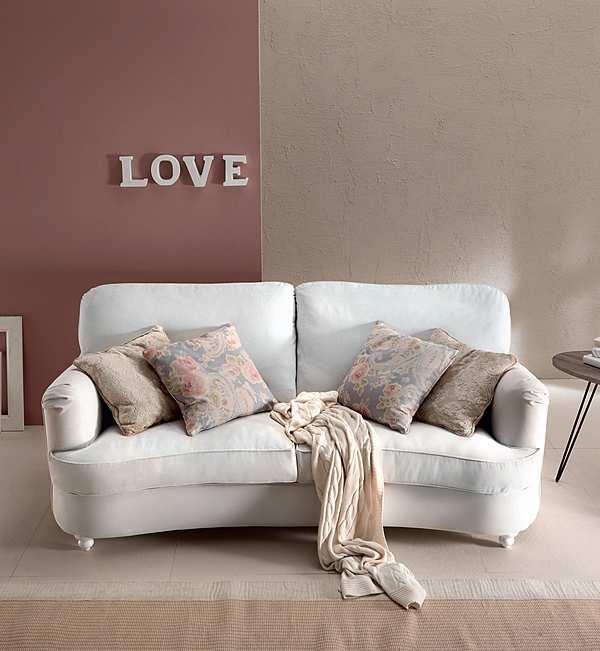 Sofa TRECI SALOTTI Porcellana
