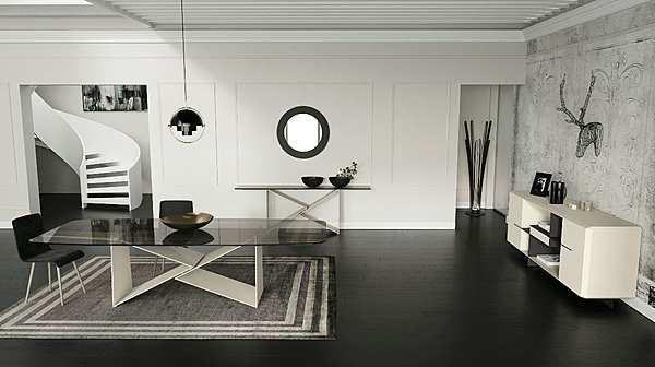 Tisch BAREL  L11.280 Home Project
