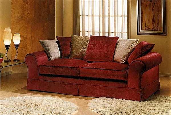 Couch GOLD CONFORT Babilonia Catalogo cop. bianco