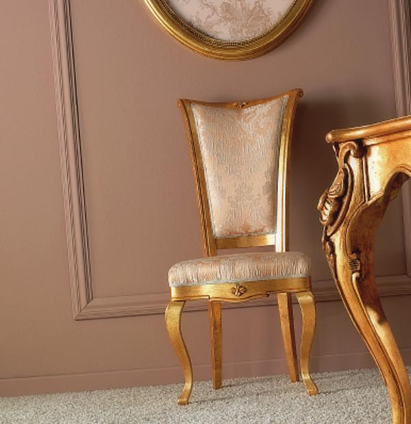 Der Stuhl STILE LEGNO 5086.029 Momenti Arte