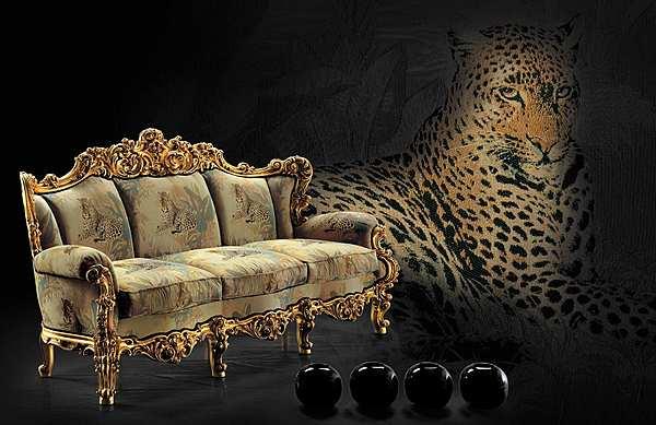 Couch SILIK Art. 843 LO STILE DI CLASSE