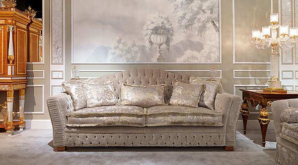Couch ZANABONI BORROMEO CLASSIC