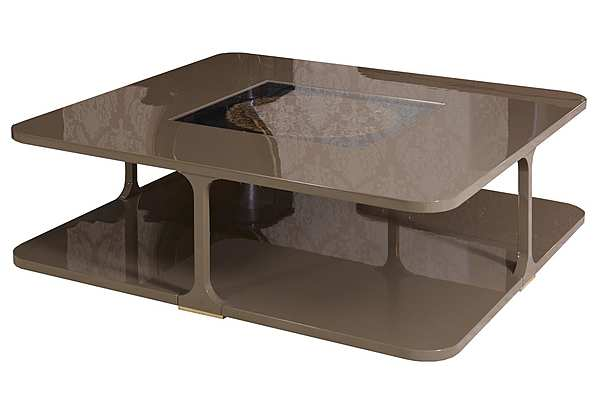 Couchtisch PATINA LC / CF 103 SQ 15-LE CADRE COFFE TABLE