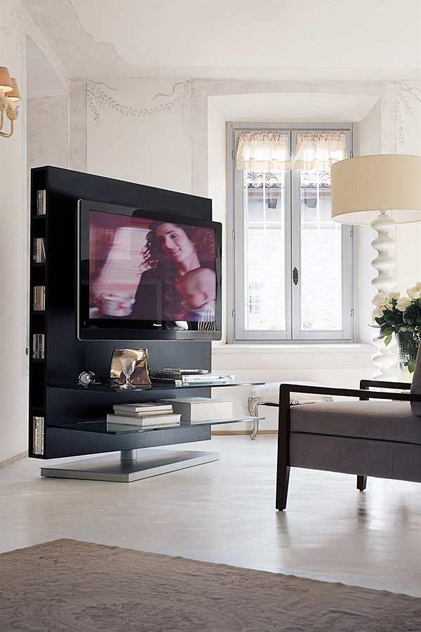 Stehen Sie für TV-HI-FI PORADA Media Centre a soffitto LOGOS