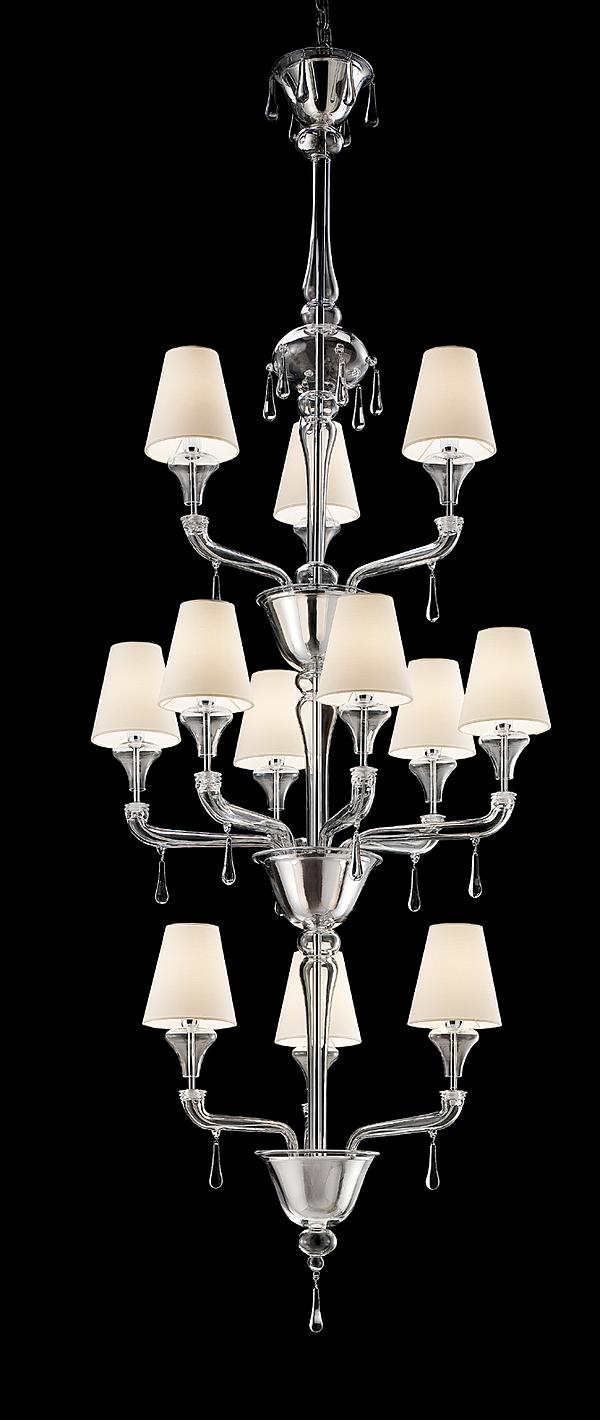 Leuchter Barovier&Toso 7141/12 Lampadari