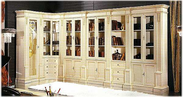 Bücherschrank MIRANDOLA M380 Castel Vecchio
