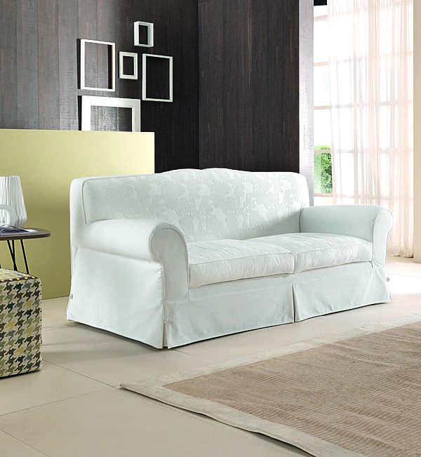 Sofa TRECI SALOTTI Cotone
