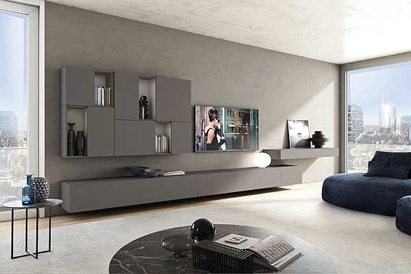 Mauer ZALF PROJECT Z613 LIVING SOLUTION
