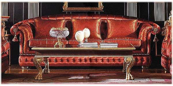 Sofa ZANABONI Ottoman