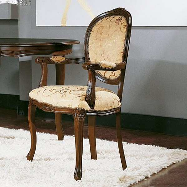 Der Stuhl SEVEN SEDIE 0256A Ottocento