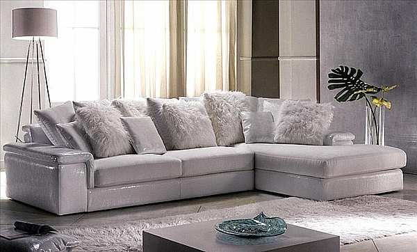 Couch GOLD CONFORT Santiago Catalogo cop. bianco