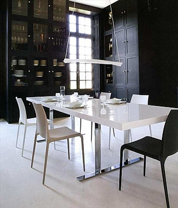 Tisch LIGNE ROSET 00XLAH30 Tavoli complementi