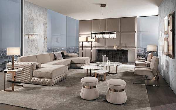 Sofa DV HOME COLLECTION Velvet divano