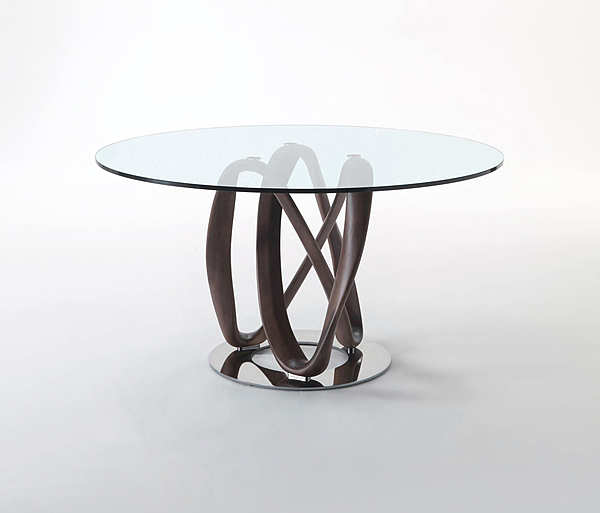 Tisch PORADA Infinity tavolo tondo C