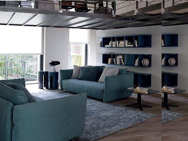 Couch MERIDIANI (CROSTI) Scott Fotografico_sofas_beds_october_2012