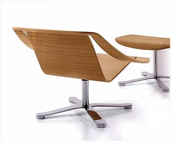Sessel EMMEMOBILI S110R Home furniture (Nero)