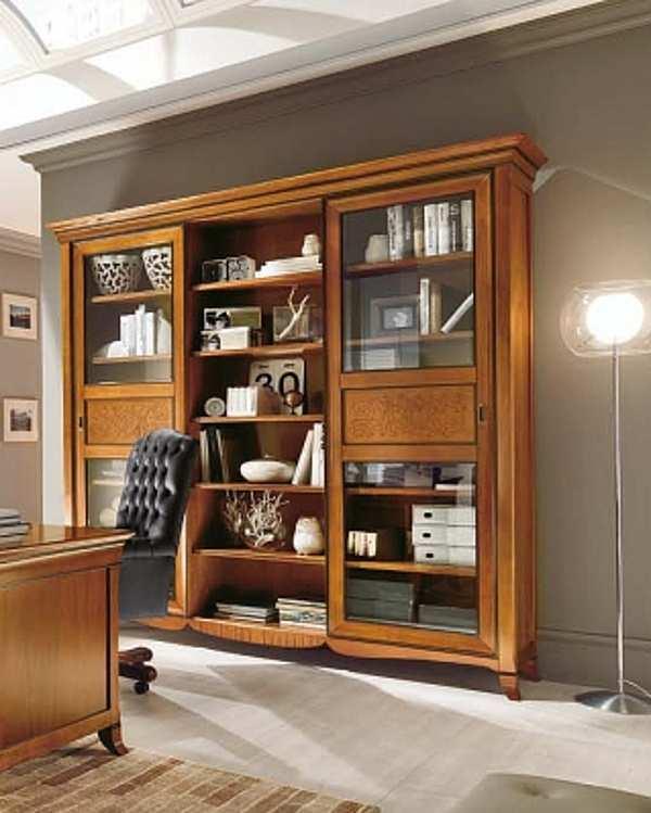 Bücherschrank FRANCESCO PASI 6114/A NEW DECO
