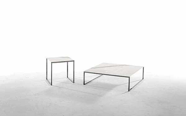 TONIN CASA CENTRAL Couchtisch-6284_glass / wood