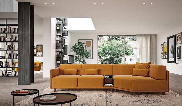 Couch DOIMO SALOTTI 1ADR200 SOFA COLLECTION