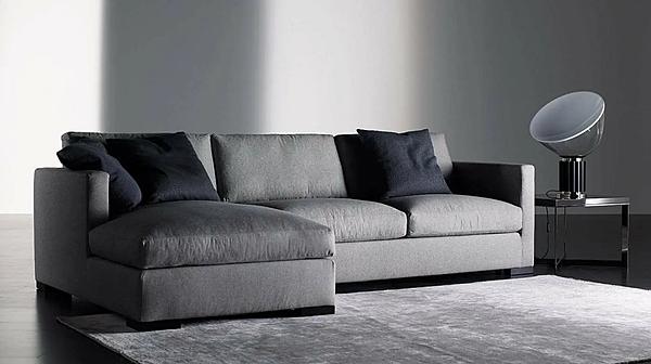 Couch MERIDIANI (CROSTI) JAMES LARGE Fotografico_meridiani_2012